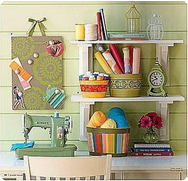 7 Great Craft Spaces