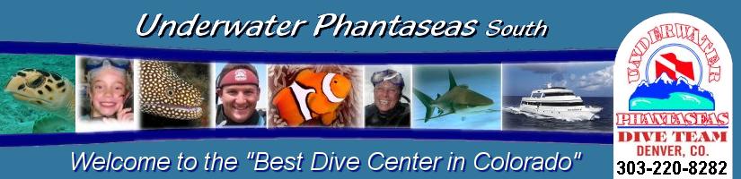 Underwaterphantaseas Scuba Diving Lessons Scuba Lesson Diving Center