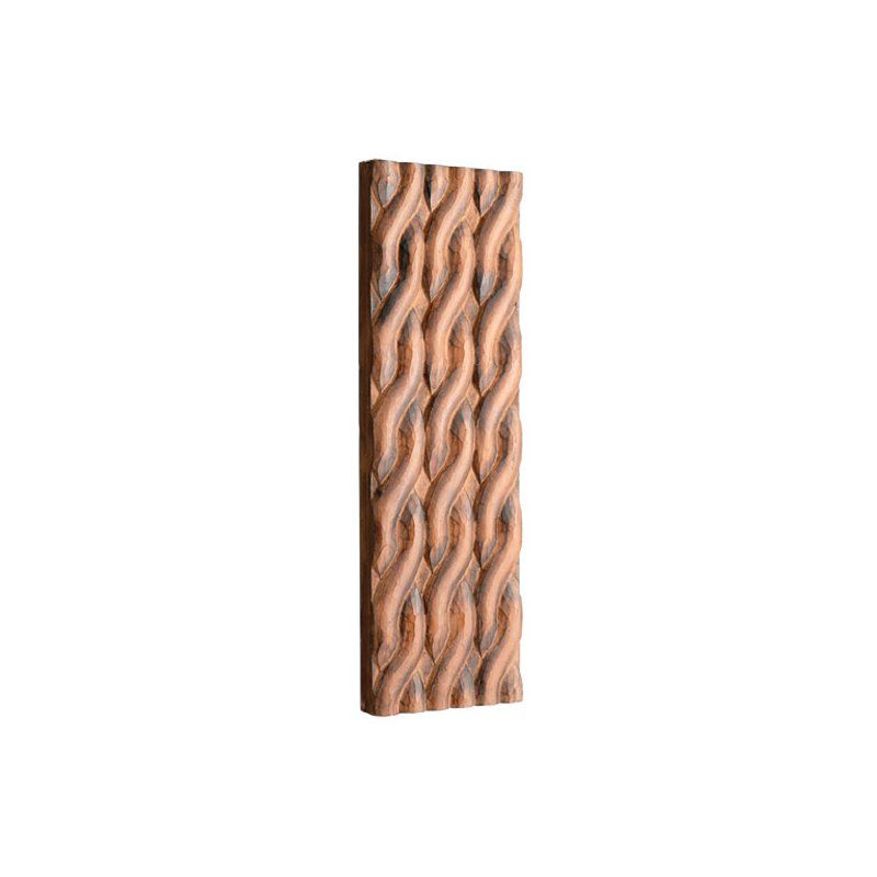 Carved Braid Wall Décor Wall Wall Decor Carving
