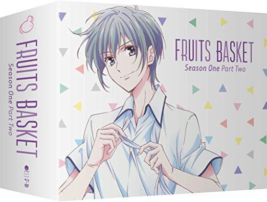 Fruits Basket (2019) Season One Part Two [Blu