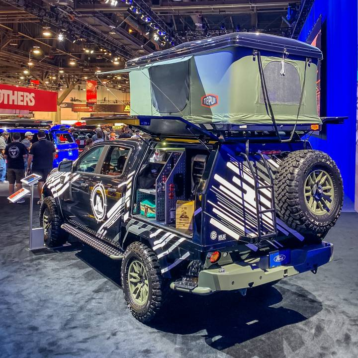 Top 10 Overland Vehicles From SEMA 2019 Expedition truck