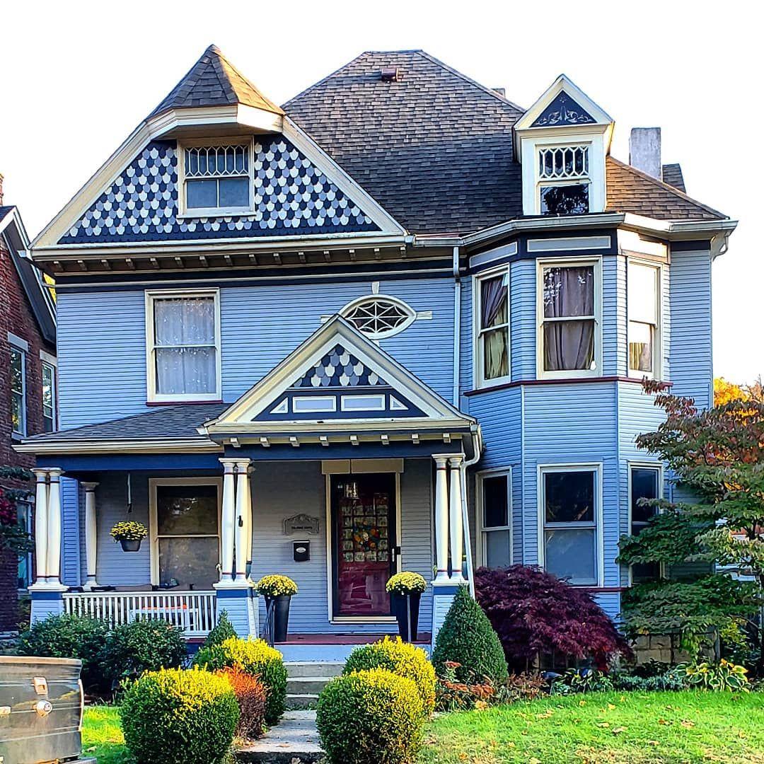 Dayton Ohio Victorian Architecture Gorgeous Houses Historical Architecture
