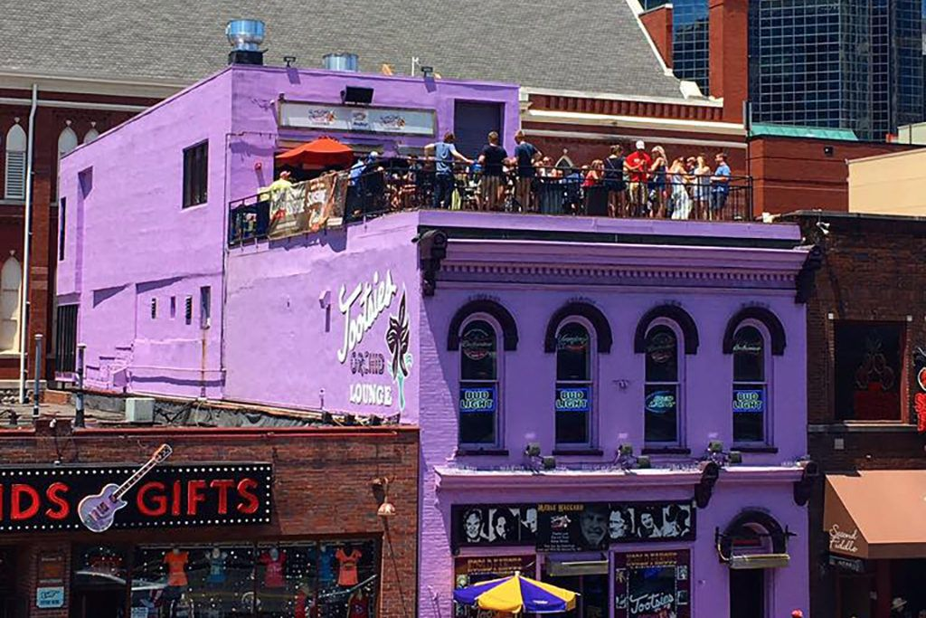 Why nashville one best cities bachelorette party