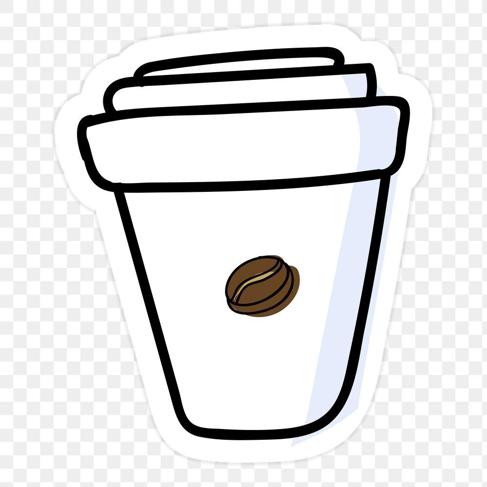 Coffee Paper Cup Transparent Png Premium Image By Rawpixel Com Sasi Coffee Cup Drawing Coffee Icon Coffee Cup Icon