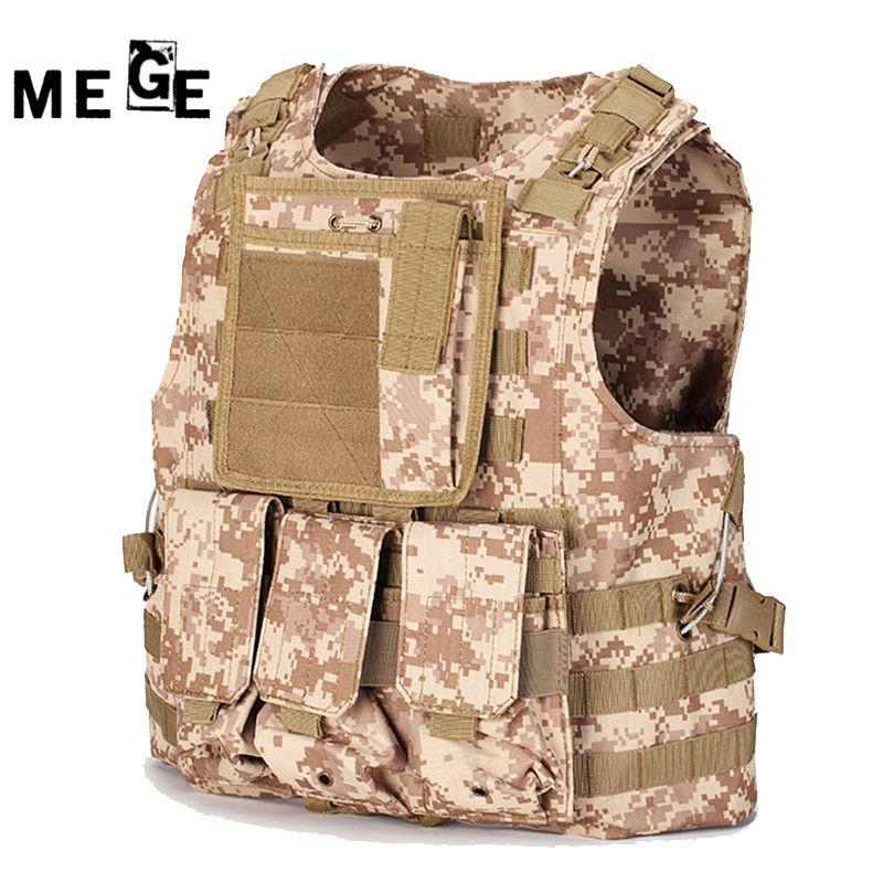 MEGE Tactical Vest 14 Colors 5062769ce6343