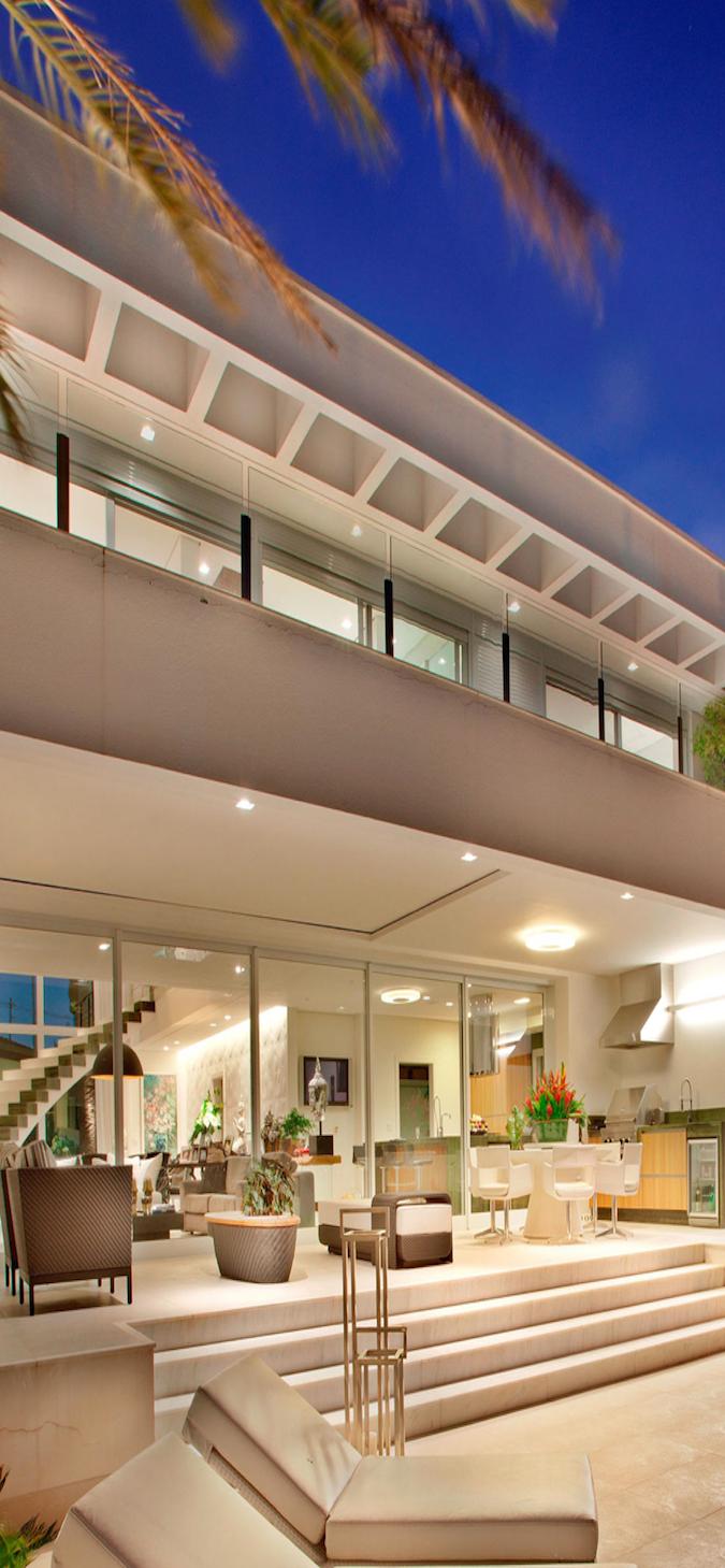 Residencia nj by pupogaspar arquitetura modern homes - Sublimissime residencia nj pupogaspar arquitetura ...