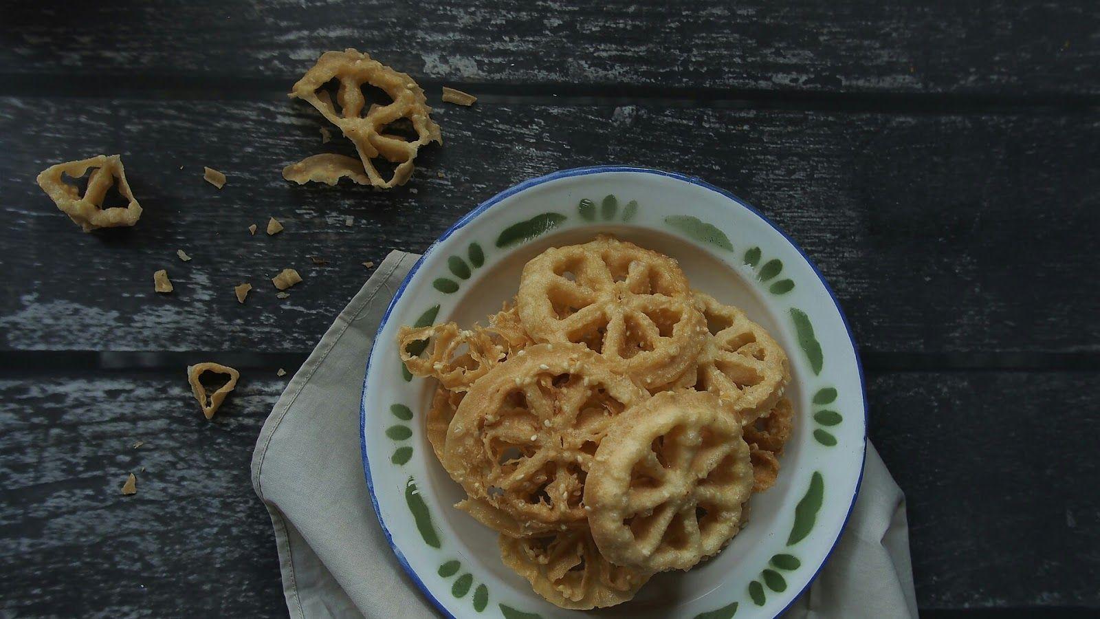 Sweet Shake Flower Recipe Makanan Memasak Resep