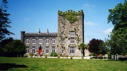 Killaghy Castle, Ireland. Built 1206, now a B
