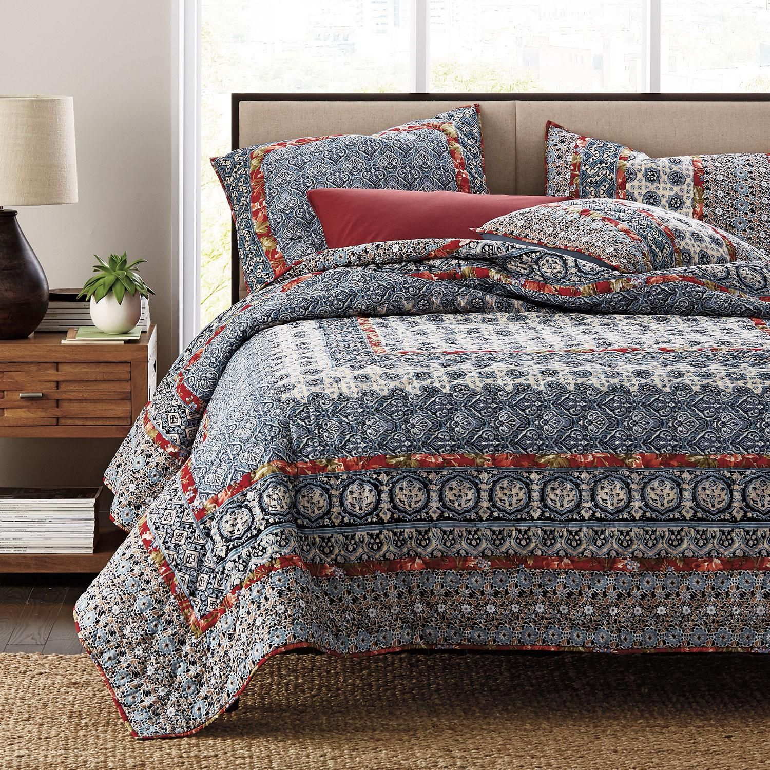 Sloan quilt at the company store bedding quilts king