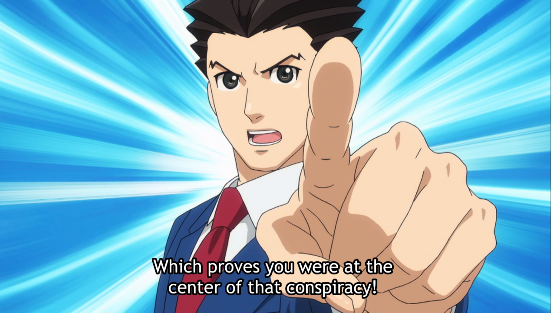 Review Ace Attorney Season 2 Episode 12 With Images Seasons