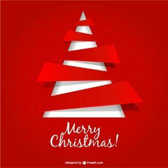 tarjeta creativa de navidad 3d - Tarjeta De Navidad En 3d