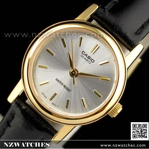 ... ac724 b0dd5 Casio Ladies Golden Analogue Quartz Watch LTP-1095Q-7A 0705419370