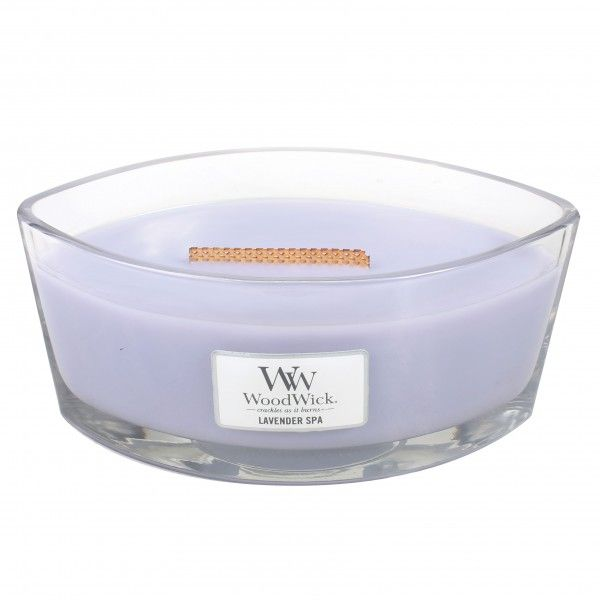 WoodWick Ellipse Lavender Spa 454 g