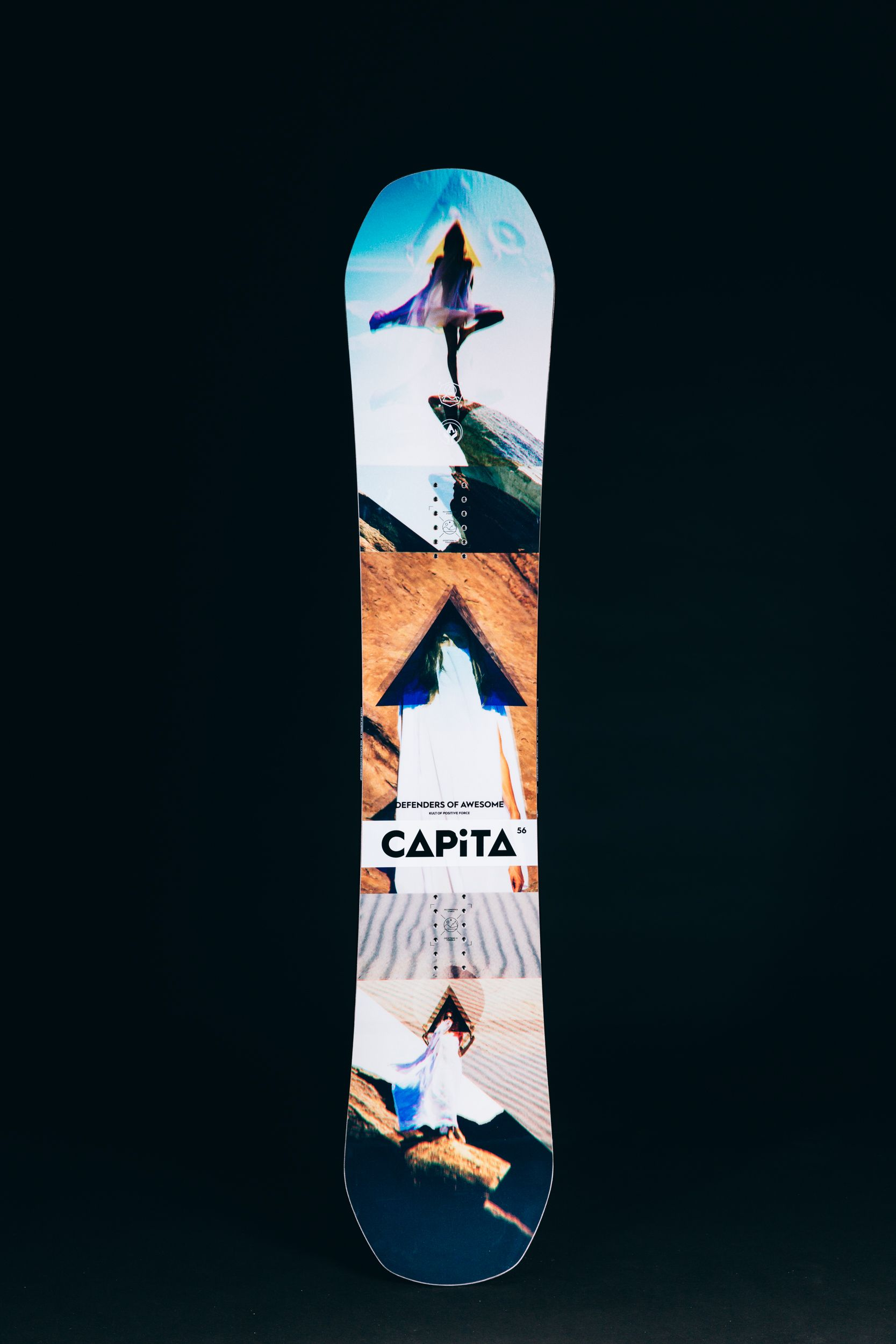 0b929e2b73d7 An in-depth review of the CAPiTA Defenders Of Awesome snowboard for  2017-2018 - selected by our test team for the  Whitelines 100  Best  Snowboard Gear ...