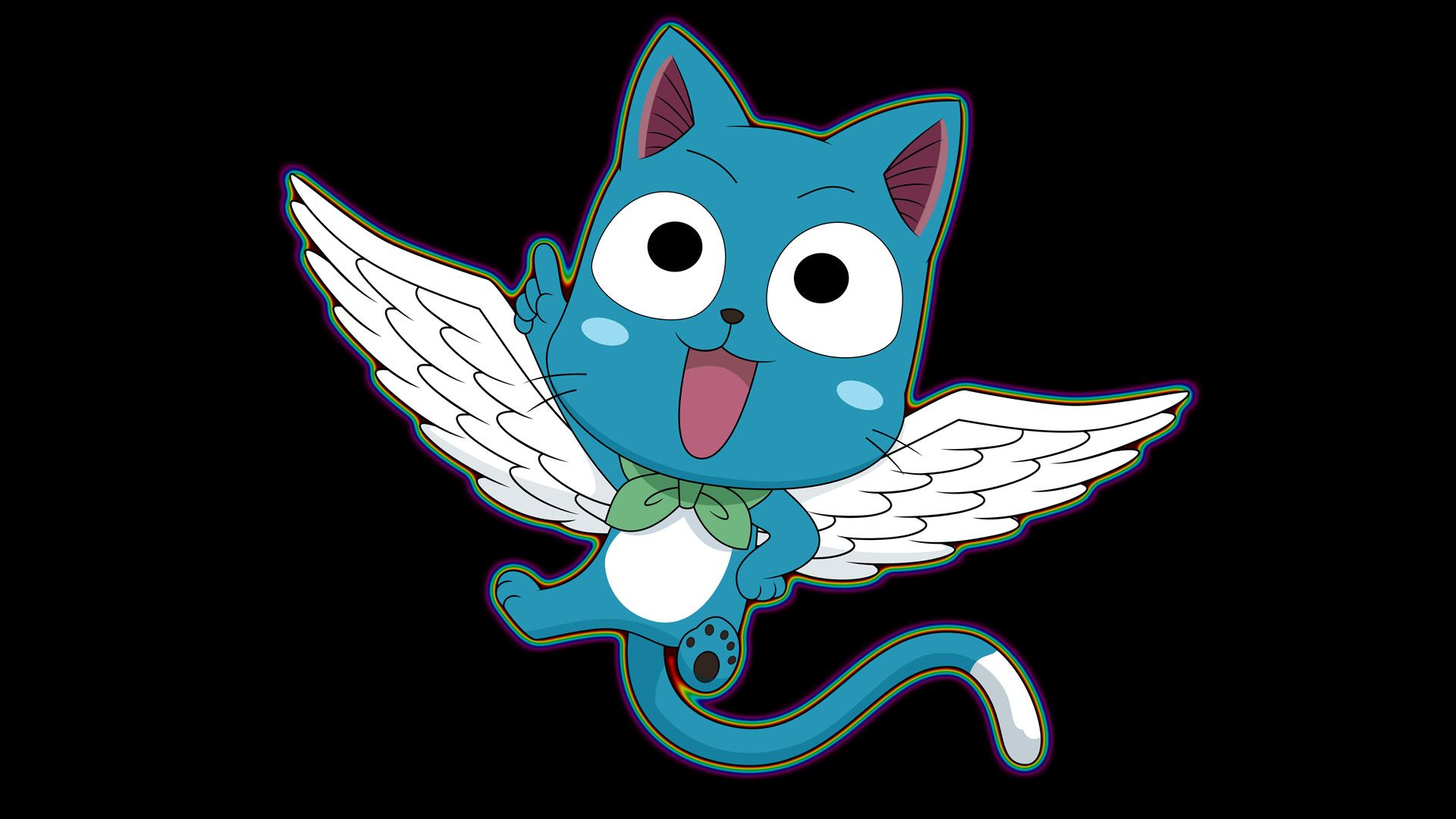 Happy Fairy Tail Wallpaper Hd Wallpapers 1080p Fairy Tail Fairy Wallpaper