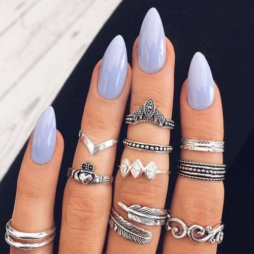 64 Best Almond Nails View Them All Right Here Gt Http