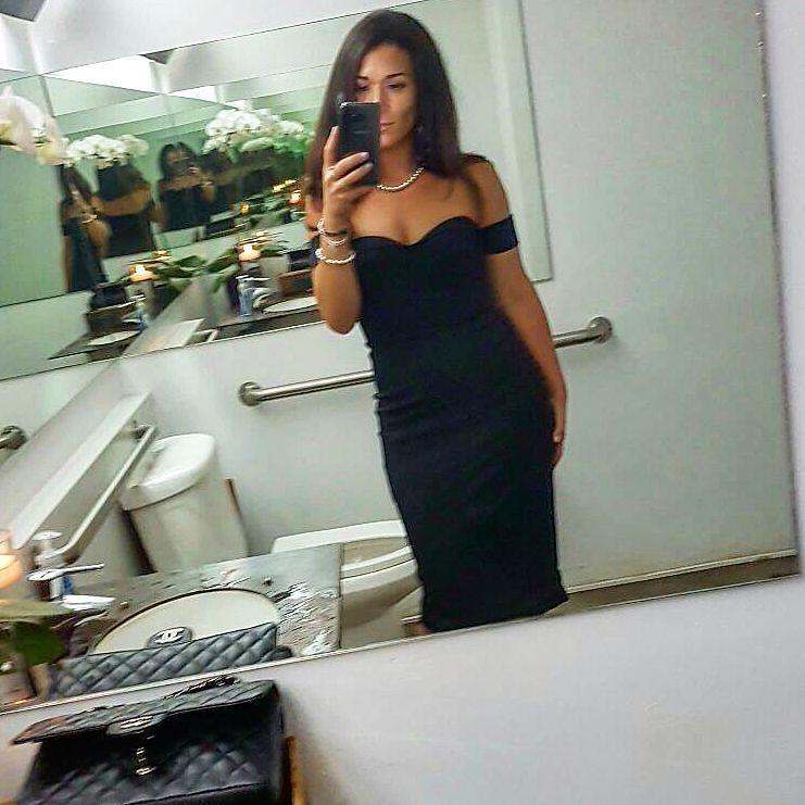 Stunning customer @daniela_garofalo in our Erika dress #lbdfashion ...