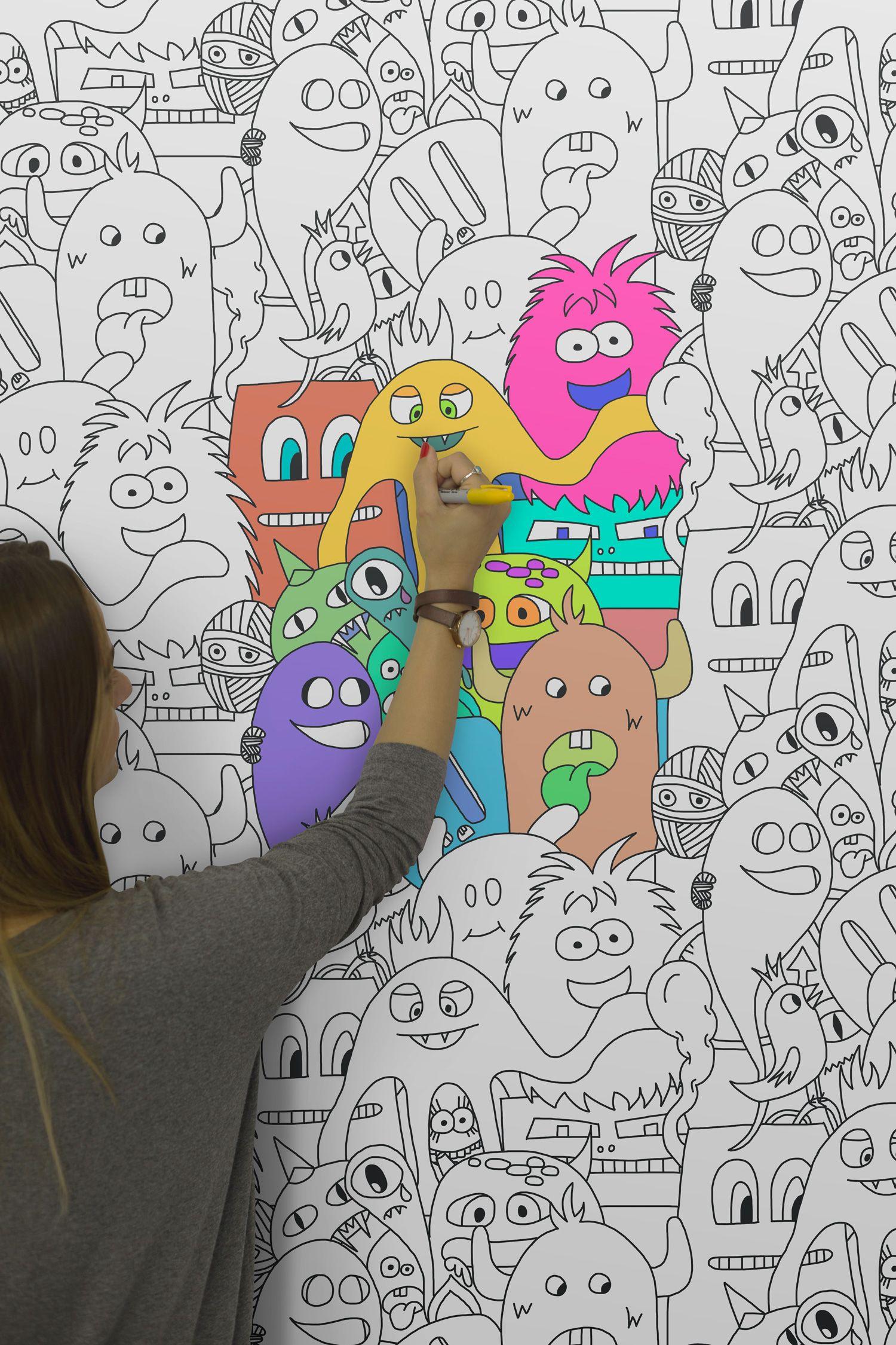 Kids Wallpaper   Childrens Wallpaper   Hovia UK