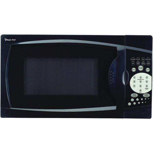 Magic Chef Mcm770b 7 Cubic Ft 700 Watt Microwave With Digital