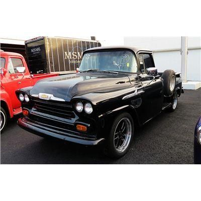 1958 Chevrolet Apache Used Cars For Sale Carsforsale Com Chevrolet Apache Chevy Apache Classic Chevy Trucks