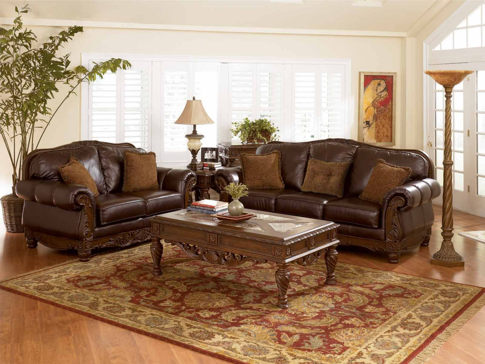 Leather Living Room Decorating Ideas Decorating Ideas For Family