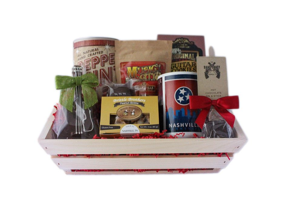 Give the taste of Music City this holiday season by ...