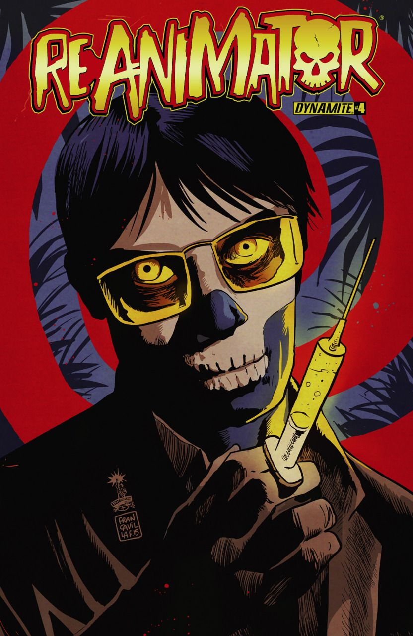 Reanimator 4 Chapter Four Beyond Good and Evil (Issue
