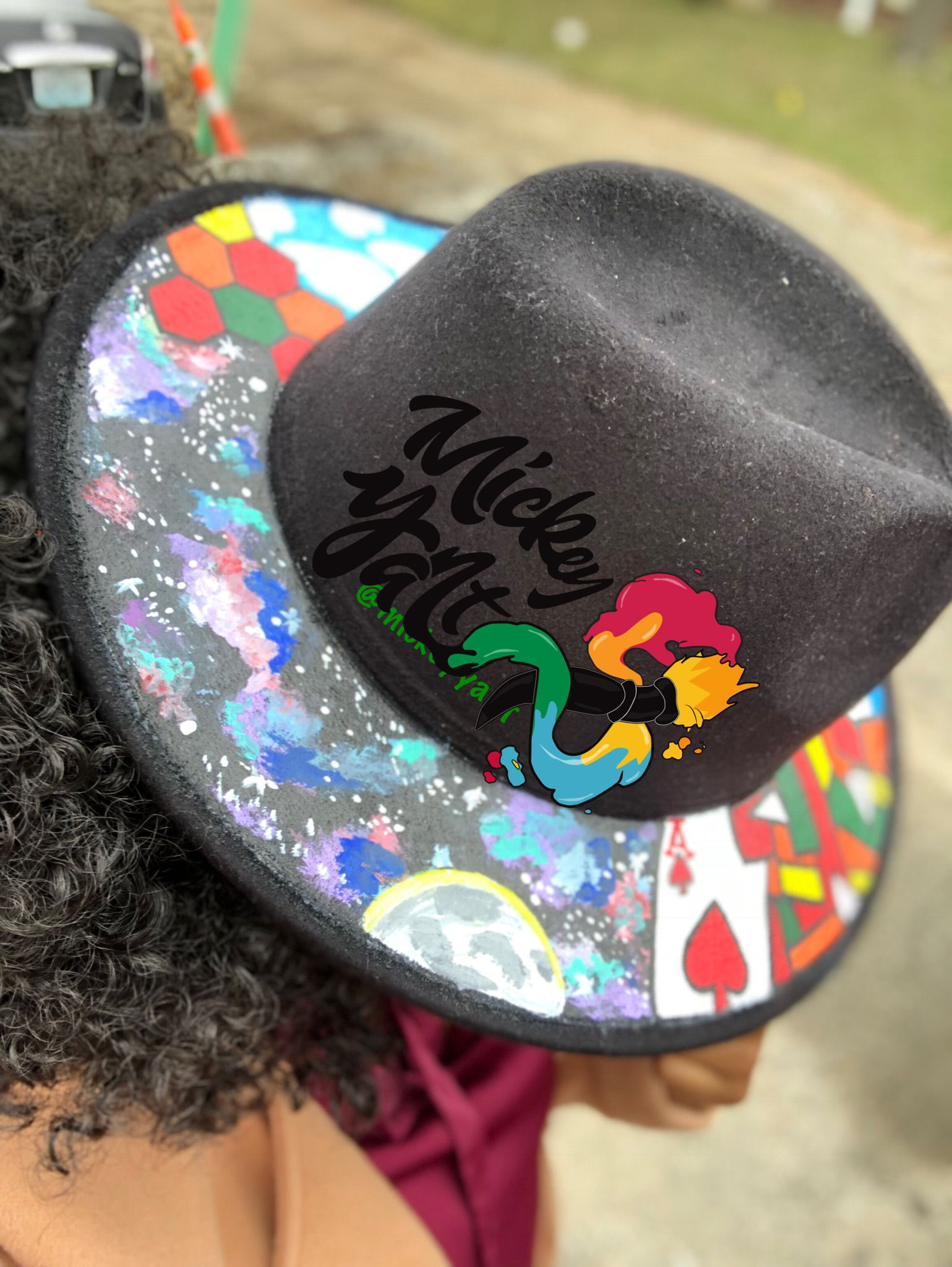 1a96d949a88 Pin by Mickey Yant on Mickey Yant Art in 2019 | Hats, T shirt, Shirts