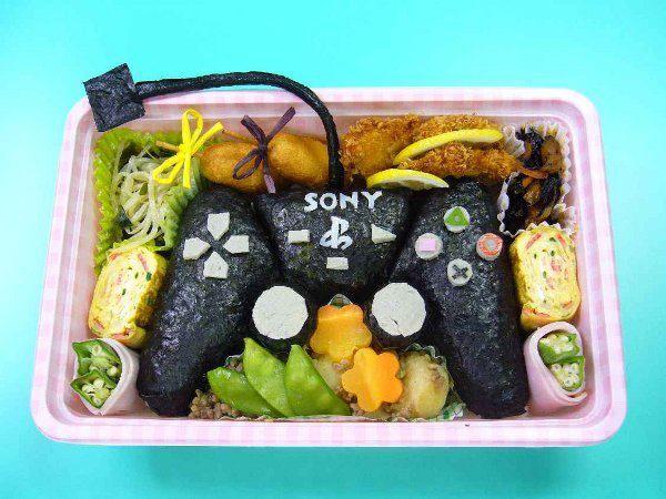 """""""Bon appétit"""" via SONY"""
