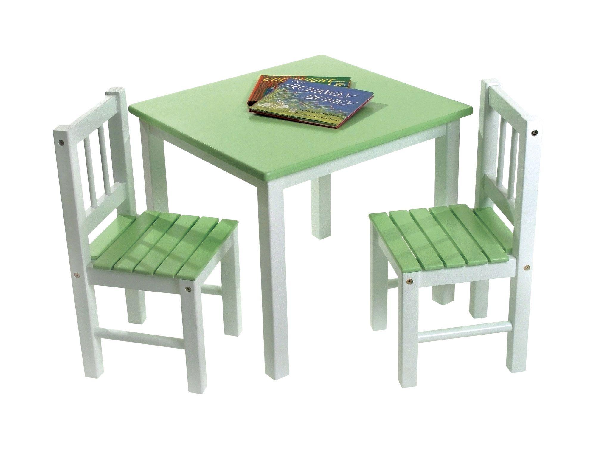b27737fad7a Alexa Kids  3 Piece Table and Chair Set