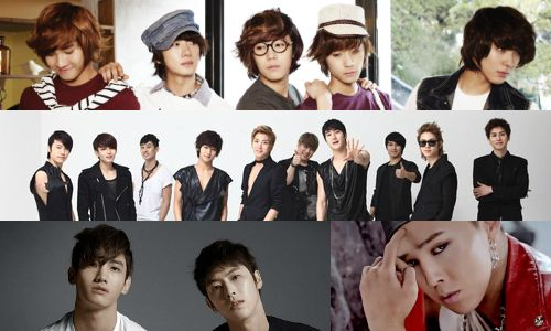 Which Idol Groups Are The Most Popular By Country Korean Idol Idol Popular