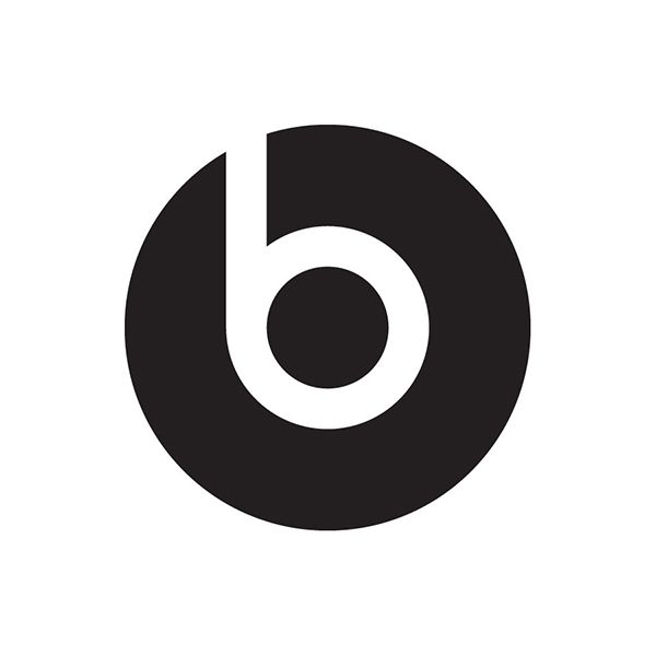 Logo design beats by dr dre ammunition black and white also icons pinterest rh