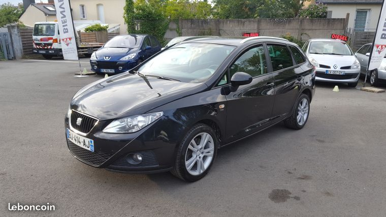 seat ibiza st break 1 6 tdi 105 cv