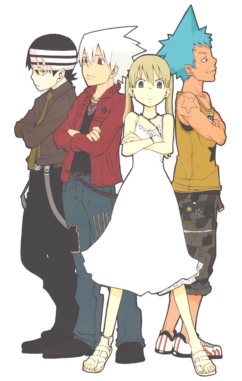 Photo Soul eater manga, Anime soul, Soul eater