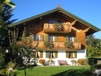 bavarian house exteriors - Google Search