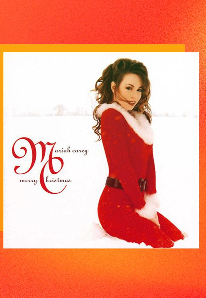 """""""Silver Bells"""" Was Almost Called What?! Mariah carey"""
