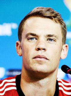 Blod about everything: Great Goalkeeper: Manuel Neuer