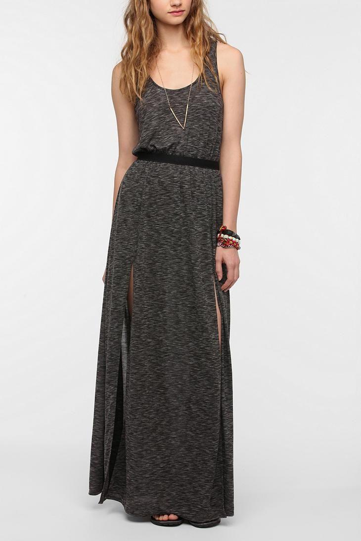 Keepsake the label speed of sound maxi dress