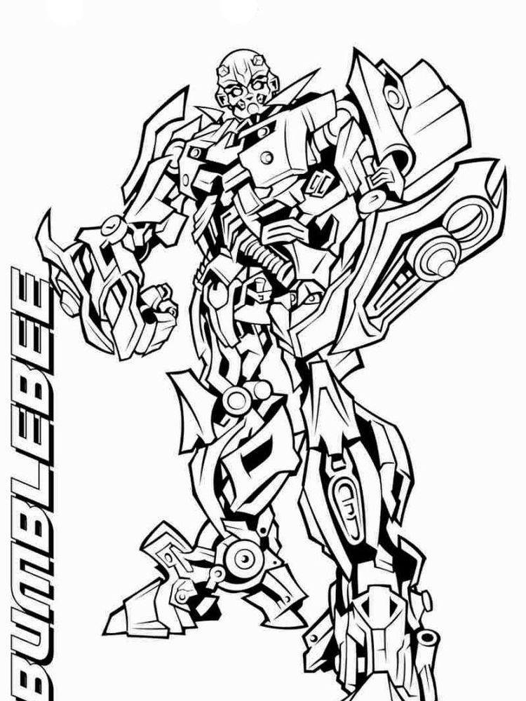 Coloring Pages Transformers Print Who Doesn T Know Optimus Prime Megatron Or The Newest Charac In 2020 Bee Coloring Pages Transformers Coloring Pages Coloring Pages