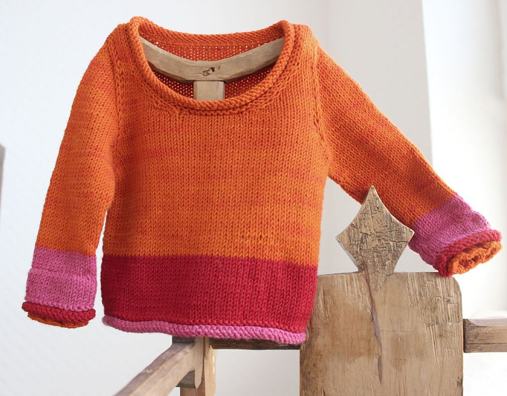 Baby Ziggurat pattern by Åsa Tricosa | Knitted baby, Babies and ...