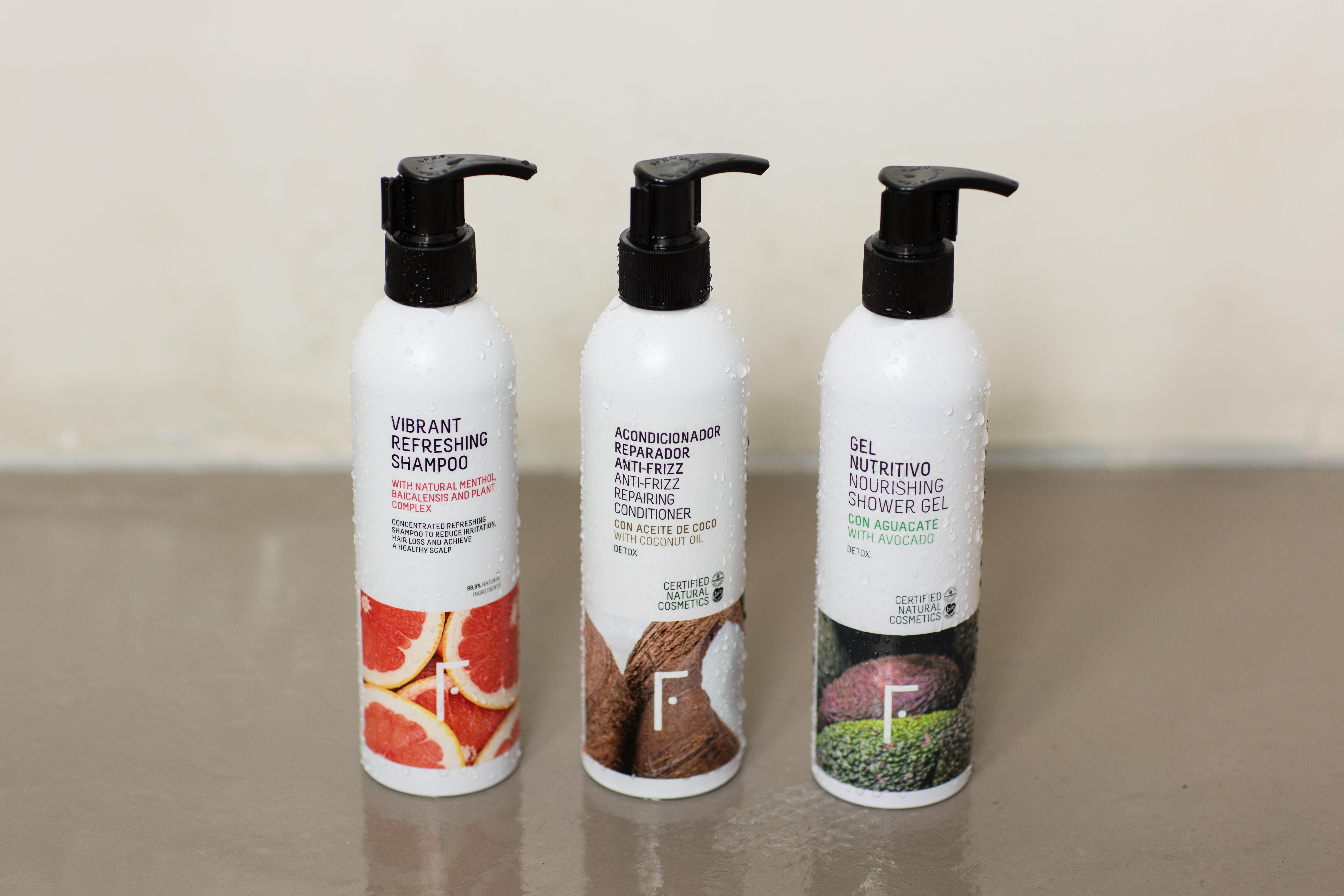 Detox Shower Pack Gel De Ducha Cosmeticos Naturales Y Duchas