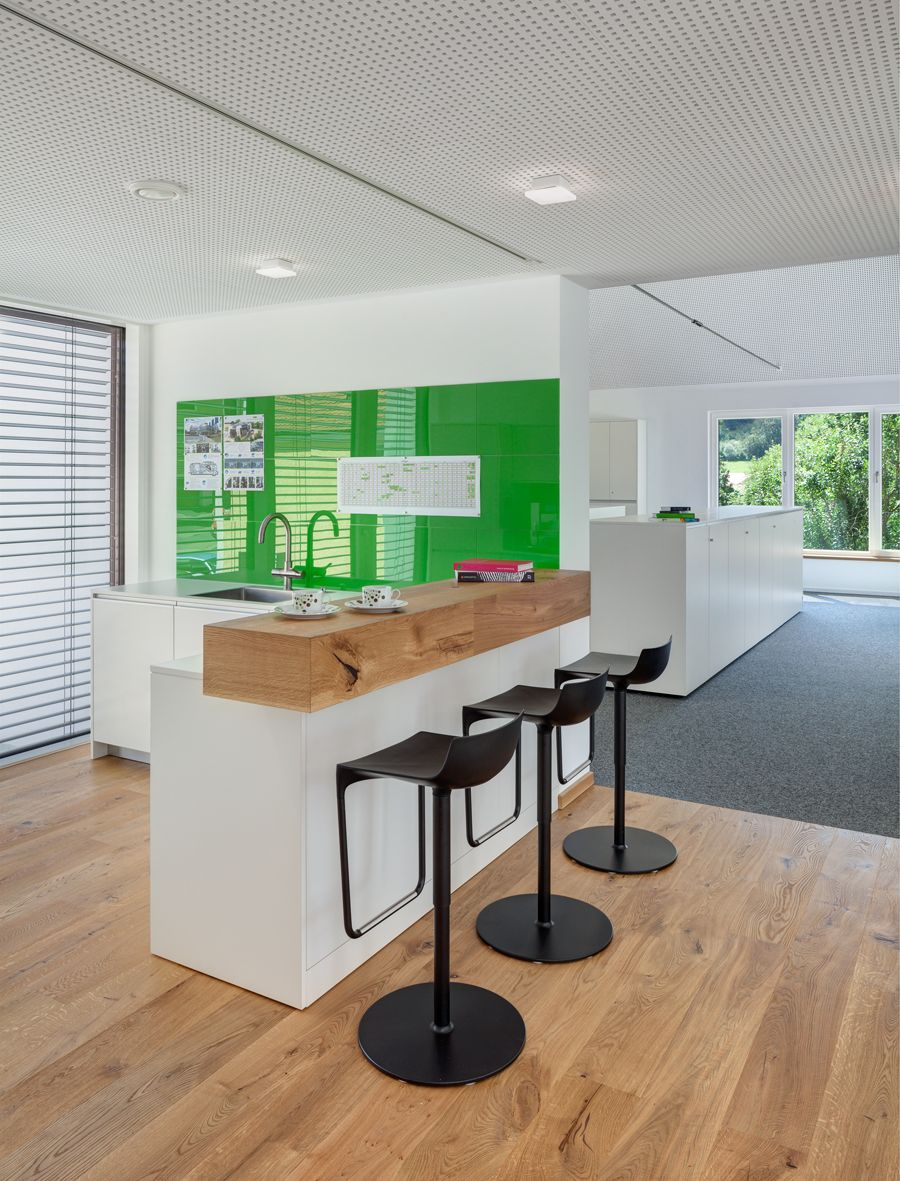 Küche, Theke, Holz, grün, Raumteiler | Kreative Potentialentfaltung ...