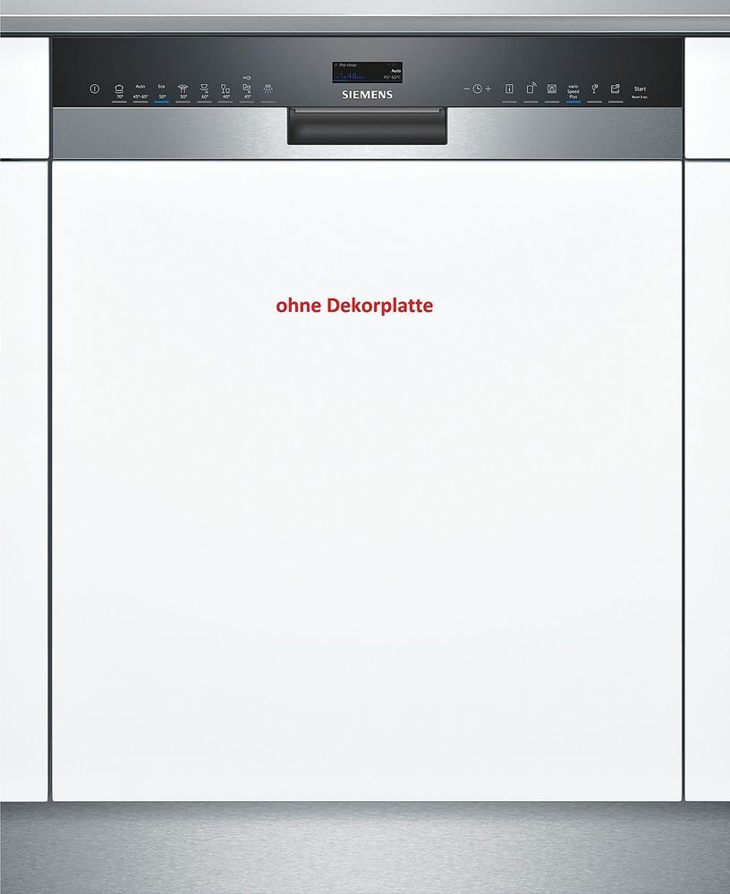 Geschirrspülmaschine SIEMENS SN558S06TE iQ500 speedMatic