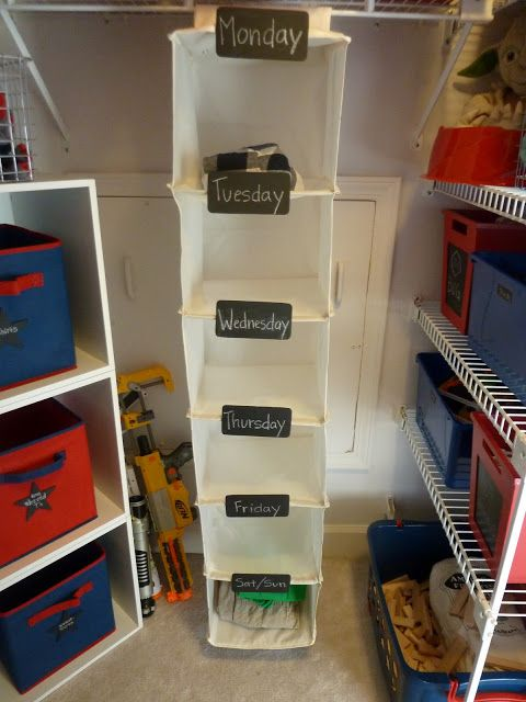 Our Fifth House: The Boyu0027s Closet/ Play Nook