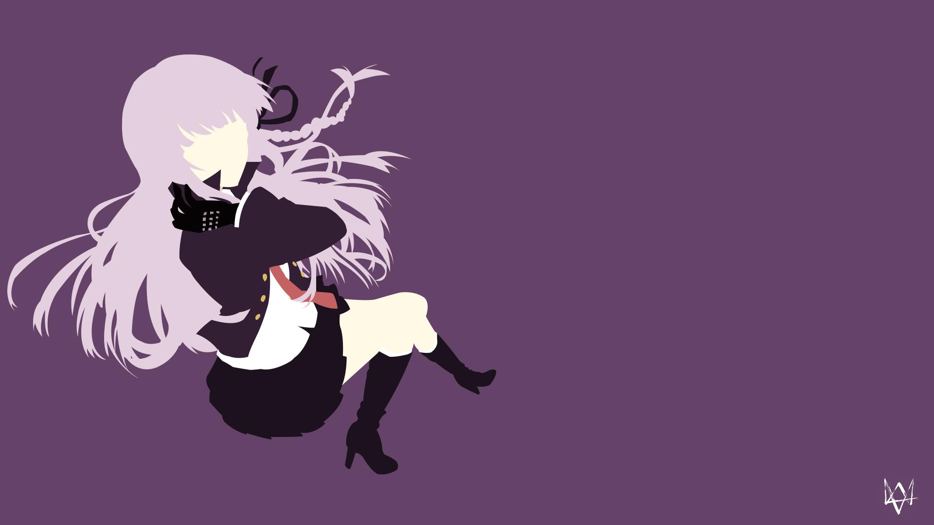 Kirigiri Kyouko | Desktop hintergrund, Hintergrund, Desktop