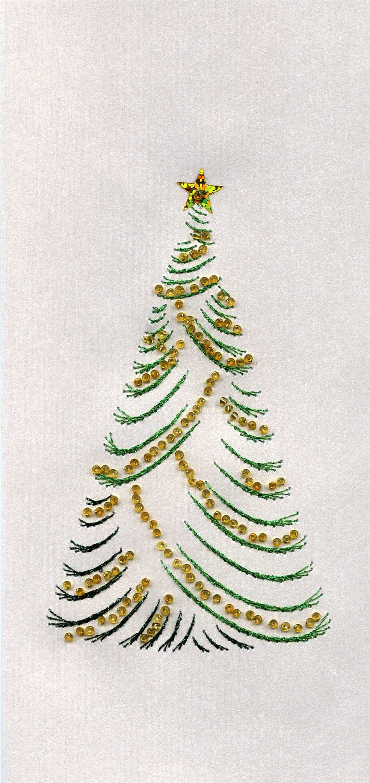 Haft Matematyczny Koraliki Christmas Boze Narodzenie Stitching Crafts Christmas Crazy Quilt Paper Embroidery