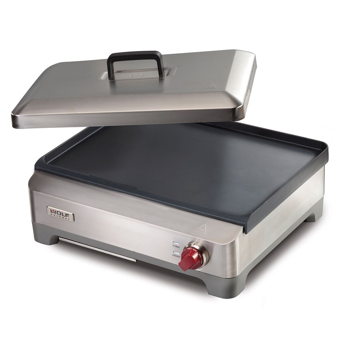 Precision Griddle With Images Electric Griddle Wolf Gourmet