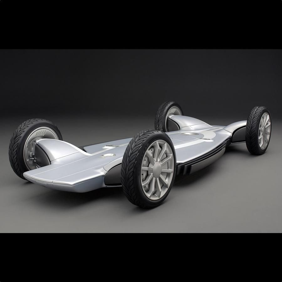 Meet The Father Of The Auto Skateboard Chassis Used By Tesla Chris Borroni Bird Electric Cars Electric Car Car