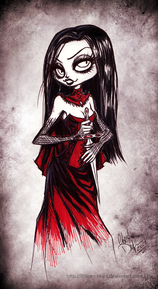 Vengeance par * Lithium-Tears on deviantART