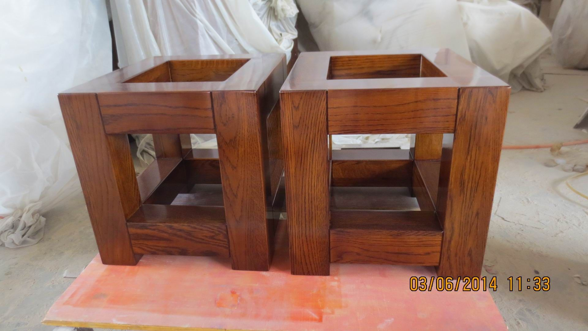 Pure Solid Wood Speaker Stands Amplifier Racks Made To Order Solid Wood Stand Taobao Depot Taobao Agent Wood Speakers Speaker Stands Wood Stand